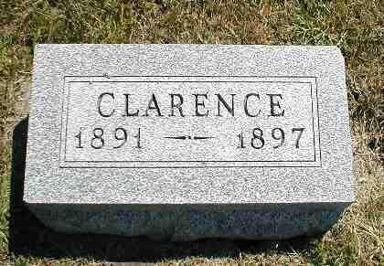 CARLSON, CLARENCE - Boone County, Iowa | CLARENCE CARLSON