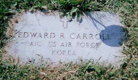 CARROLL, EDWARD R. - Boone County, Iowa | EDWARD R. CARROLL