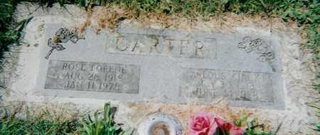 CARTER, ROSE LORENE - Boone County, Iowa | ROSE LORENE CARTER
