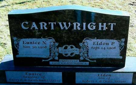 CARTWRIGHT, ELDON P - Boone County, Iowa | ELDON P CARTWRIGHT