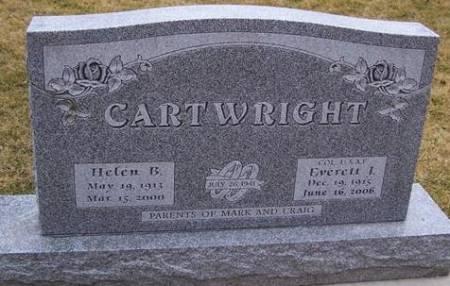 CARTWRIGHT, EVERETT I. - Boone County, Iowa | EVERETT I. CARTWRIGHT