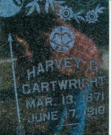 CARTWRIGHT, HARVEY G. - Boone County, Iowa | HARVEY G. CARTWRIGHT