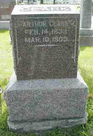 CLARK, ARTHUR - Boone County, Iowa | ARTHUR CLARK