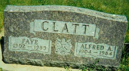 CLATT, FAYE - Boone County, Iowa | FAYE CLATT