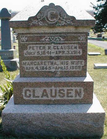CLAUSEN, PETER R. - Boone County, Iowa | PETER R. CLAUSEN