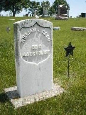 COAN, WILLIAM J. - Boone County, Iowa | WILLIAM J. COAN