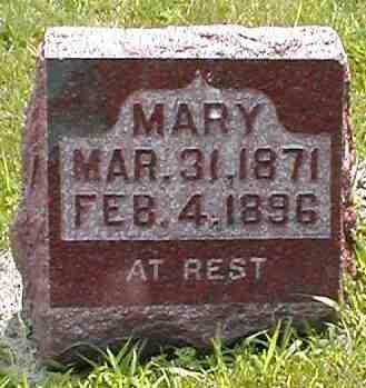 COPE, MARY - Boone County, Iowa | MARY COPE