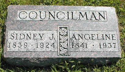 COUNCILMAN, SIDNEY J. - Boone County, Iowa | SIDNEY J. COUNCILMAN