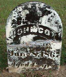 COX, JOHN - Boone County, Iowa | JOHN COX
