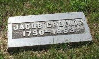 CROOKS, JACOB - Boone County, Iowa | JACOB CROOKS
