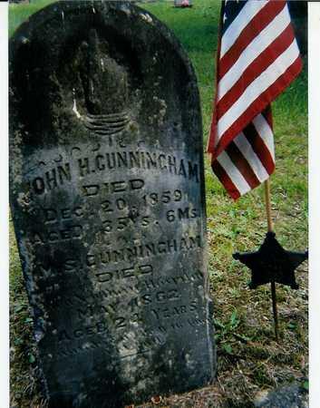 CUNNINGHAM, M.S. - Boone County, Iowa | M.S. CUNNINGHAM