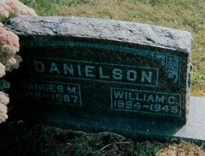 DANIELSON, WILLIAM C. - Boone County, Iowa | WILLIAM C. DANIELSON
