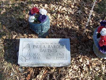 DAVISON, PAULA BARGER - Boone County, Iowa | PAULA BARGER DAVISON