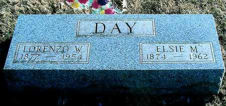 DAY, ELSIE M. - Boone County, Iowa | ELSIE M. DAY