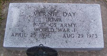 DAY, VERNIE - Boone County, Iowa | VERNIE DAY