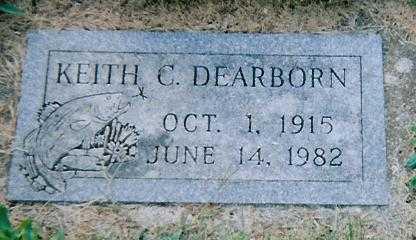DEARBORN, KEITH C. - Boone County, Iowa | KEITH C. DEARBORN