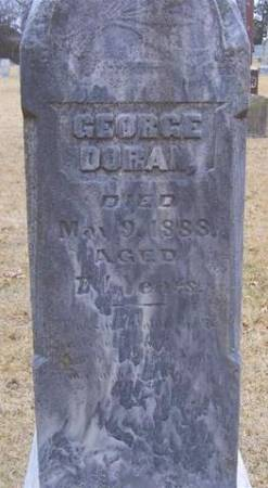 DORAN, GEORGE - Boone County, Iowa | GEORGE DORAN