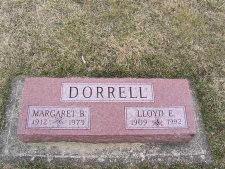 DORRELL, MARGARET B. - Boone County, Iowa | MARGARET B. DORRELL
