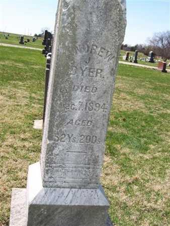 DYER, ANDREW J. - Boone County, Iowa | ANDREW J. DYER