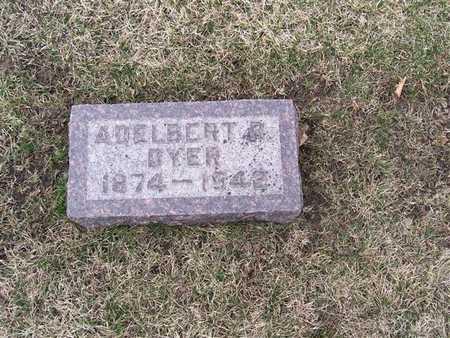 DYER, ADELBERT R. - Boone County, Iowa   ADELBERT R. DYER