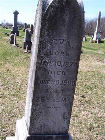 DYER, EVA - Boone County, Iowa | EVA DYER