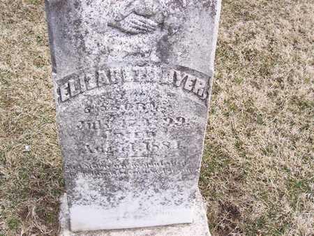 DYER, ELIZABETH - Boone County, Iowa | ELIZABETH DYER