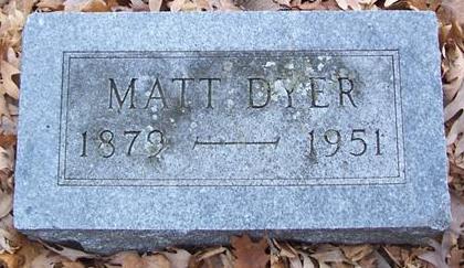 DYER, MATT - Boone County, Iowa | MATT DYER
