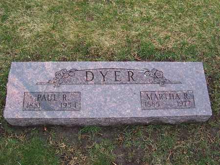 DYER, PAUL R. - Boone County, Iowa | PAUL R. DYER