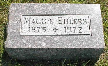 EHLERS, MAGGIE - Boone County, Iowa | MAGGIE EHLERS