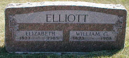 ELLIOTT, WILLIAM G. - Boone County, Iowa | WILLIAM G. ELLIOTT