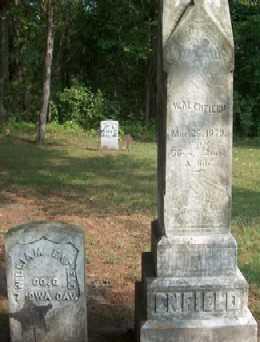 ENFIELD, WILLIAM M. - Boone County, Iowa   WILLIAM M. ENFIELD