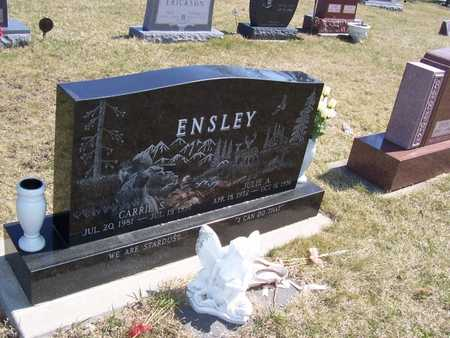 ENSLEY, JULIE A. - Boone County, Iowa   JULIE A. ENSLEY
