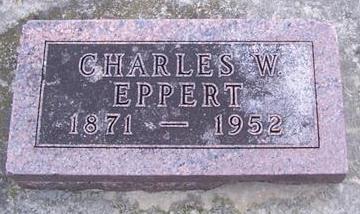 EPPERT, CHARLES W. - Boone County, Iowa   CHARLES W. EPPERT