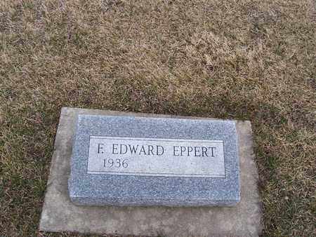 EPPERT, F. EDWARD - Boone County, Iowa | F. EDWARD EPPERT
