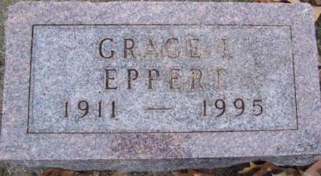 EPPERT, GRACE I. - Boone County, Iowa | GRACE I. EPPERT