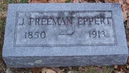 EPPERT, J. FREEMAN - Boone County, Iowa | J. FREEMAN EPPERT