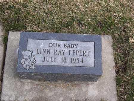 EPPERT, LINN RAY - Boone County, Iowa | LINN RAY EPPERT