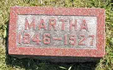 ERICKSON, MARTHA - Boone County, Iowa | MARTHA ERICKSON