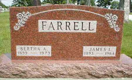FARRELL, JAMES I. - Boone County, Iowa | JAMES I. FARRELL