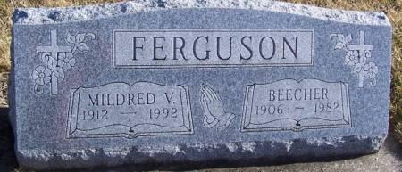 FERGUSON, BEECHER - Boone County, Iowa   BEECHER FERGUSON