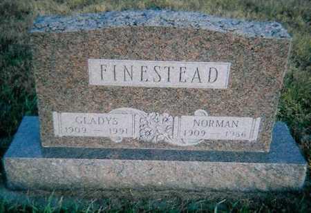 FINESTEAD, NORMAN - Boone County, Iowa   NORMAN FINESTEAD