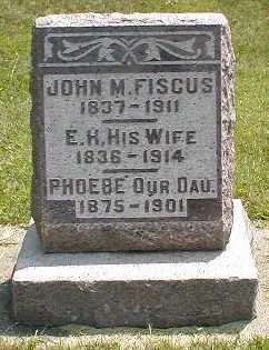 FISCUS, JOHN M. - Boone County, Iowa | JOHN M. FISCUS