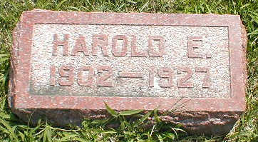 FRANTUM, HAROLD E. - Boone County, Iowa   HAROLD E. FRANTUM