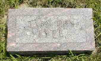 FYFE, BABY BOY - Boone County, Iowa | BABY BOY FYFE