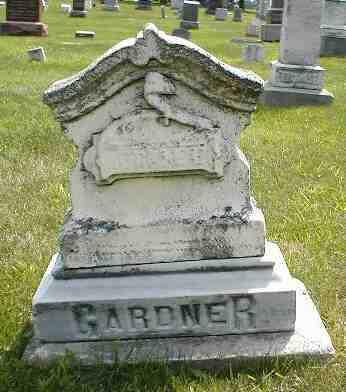 GARDNER, MERTIE E. - Boone County, Iowa | MERTIE E. GARDNER