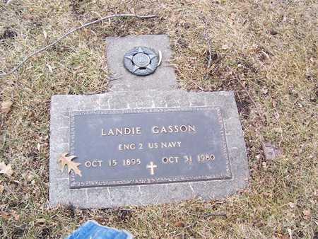 GASSON, LANDI - Boone County, Iowa | LANDI GASSON