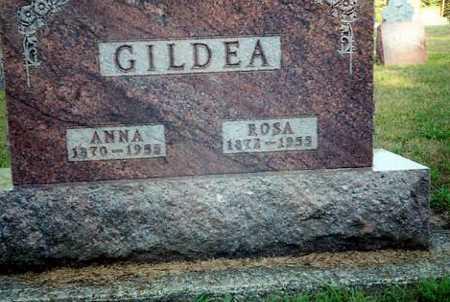 GILDEA, ROSA - Boone County, Iowa | ROSA GILDEA