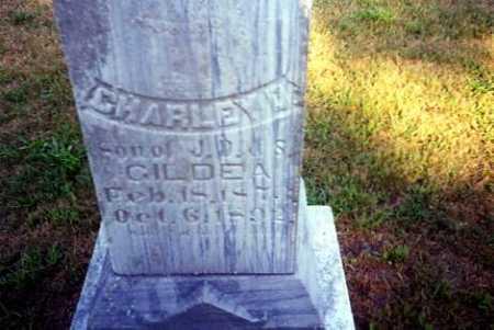 GILDEA, CHARLEY D. - Boone County, Iowa | CHARLEY D. GILDEA