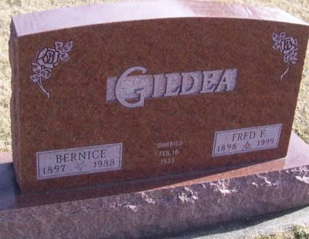 GILDEA, FRED F. - Boone County, Iowa | FRED F. GILDEA