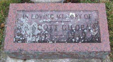 GILDEA, J. SCOTT - Boone County, Iowa | J. SCOTT GILDEA